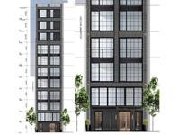Exterior photo of 441 West 37th Street