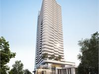 Exterior photo of Azura Condos