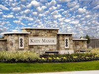 Exterior photo of Katy Manor Preserve