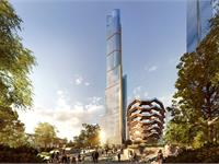 Exterior photo of 35 Hudson Yards