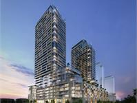 Exterior photo of T1 at M2M Condos