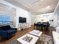 Interior photo of T1 at M2M Condos