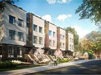 Exterior photo of Longhaven Luxury Lakeside Stacked Townhomes