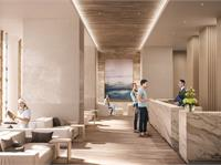 Interior photo of Sugar Wharf Condos - East Tower