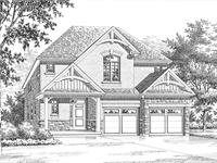 Exterior photo of Forest Creek by Kenmore Homes