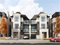 Exterior photo of Fifth Avenue Homes, Richmond Hill