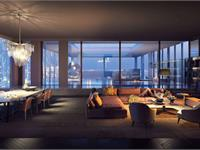 Interior photo of Four Seasons Private Residences Montréal