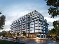 Exterior photo of 250 Lawrence Condos