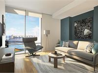 Interior photo of eNvy Condominiums