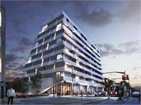 Exterior photo of Monza Condos