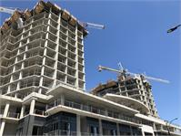 Construction photo of Perla Towers