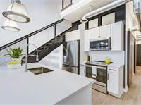 Interior photo of District Lofts
