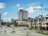 Exterior photo of Belle Isle - Townhomes on the Park
