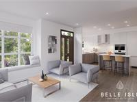 Interior photo of Belle Isle - Townhomes on the Park