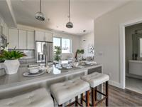 Interior photo of School House Townhomes