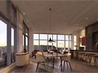 Interior photo of Quinzecent Condominiums