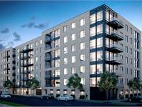 Exterior photo of Triangle Square Condos