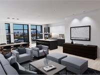 Interior photo of Triangle Square Condos
