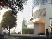 Exterior photo of 5411 Wilshire Boulevard