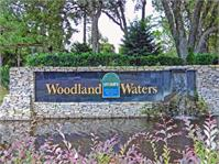 Exterior photo of Woodland Waters
