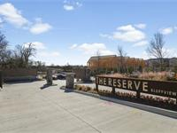 Exterior photo of The Reserve at Bluffview