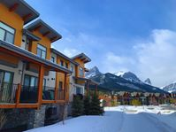 Exterior photo of TRIO (Canmore)