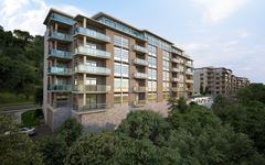 Exterior photo of Vista 3 Condos on Charlton