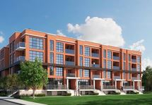 Exterior photo of Elevate at Logan Towns