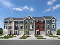 Exterior photo of Riverwood Townhomes