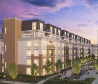 Exterior photo of Latimer Village Condos