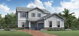 Exterior photo of Toll Brothers at Shearwater - Heritage