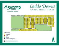 Exterior photo of Caddo Downs