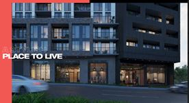 Exterior photo of Merge Condos
