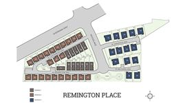 Construction photo of Remington Place