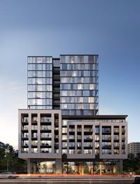 Exterior photo of Artform Condos
