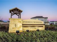 Exterior photo of Forbes Crossing