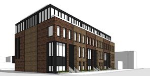 Exterior photo of 263 Logan Avenue Townhomes