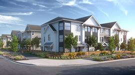 Exterior photo of Willoughby Townhomes