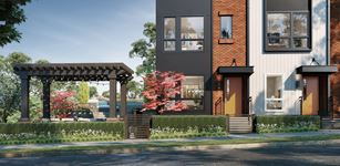 Exterior photo of Sydney Townhomes