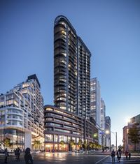 Exterior photo of Galleria III Condos