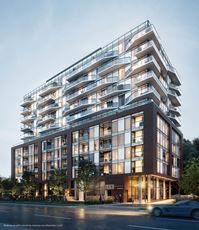 Exterior photo of Perch Condos