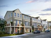 Exterior photo of Oxley Edgewood - Townhomes