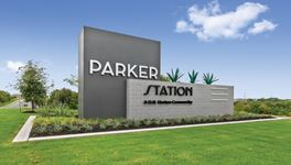 Exterior photo of Parker Station