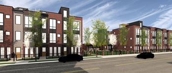 Exterior photo of The Avondale Residences
