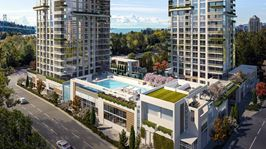 Exterior photo of Park West at Lions Gate