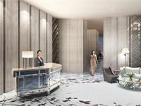 Interior photo of Four Seasons Toronto