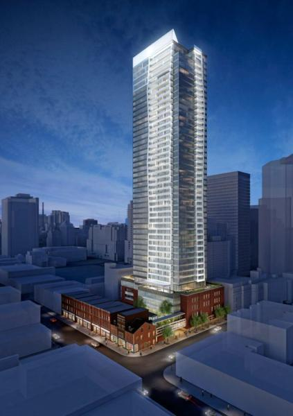 Five Condos at 5 St  Joseph in Toronto, ON | Prices, Plans