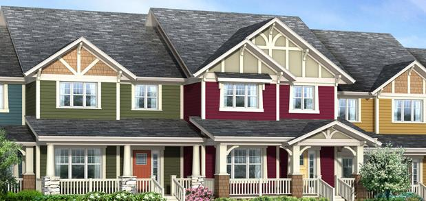Terrace Homes At Currie Barracks In Calgary Ab Prices Plans Availability