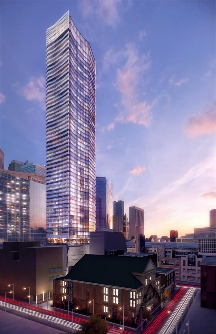 The Massey Tower In Toronto On Prices Plans Availability