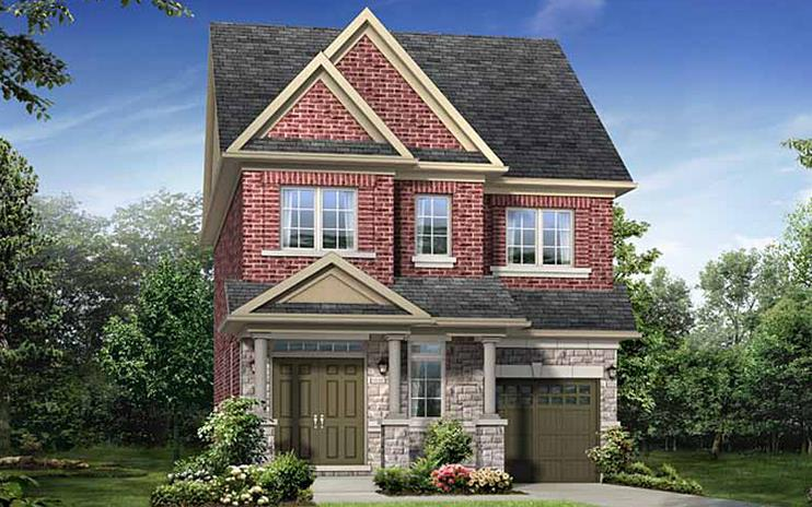 Coventry in richmond hill by remington homes plans for Richmond hill home builders